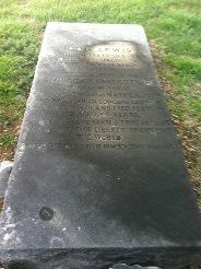 John Lewis grave