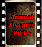 Annual Oscar Picks